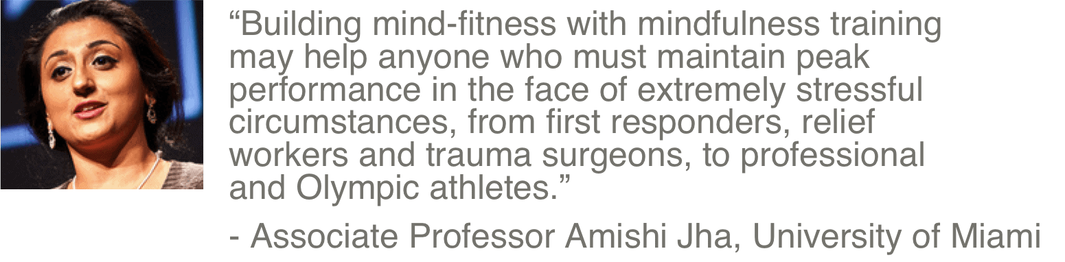 Associate Professor Amishi Jha